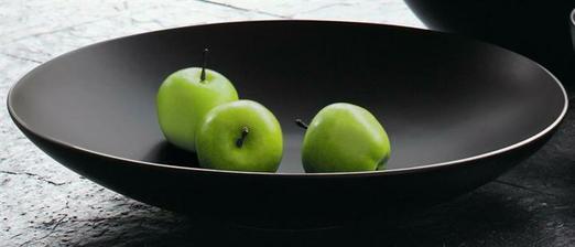zajímavá kombinace černé a zelené barvy
