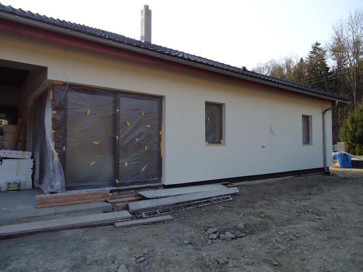 Exterier puvodniho domu+pristavba k domu :) - Obrázek č. 38