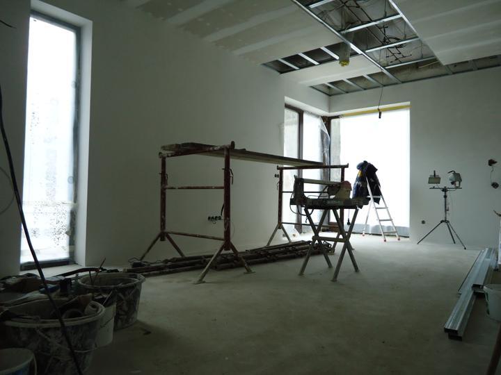 Nova loznice :) - Za mesic a pul pokladame podlahu a uz to zas bude jine :)