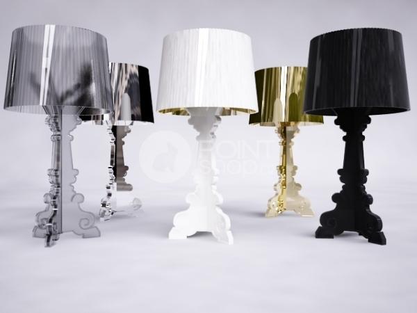 Nova loznice :) - Hodily by se stylem k lustru tyto lampicky? Bila nebo zlata...