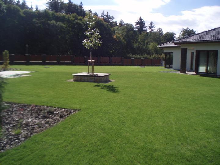 Zahrada - Sekani na 3 hodiny :D