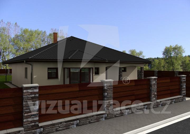 Exterier puvodniho domu+pristavba k domu :) - Obrázek č. 3