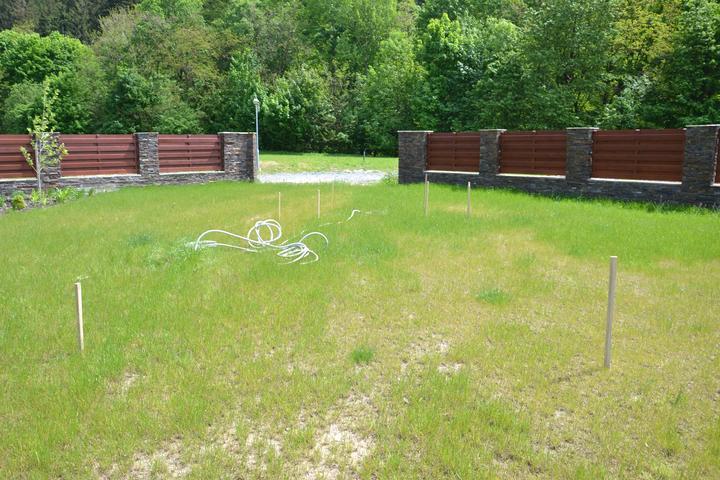 Zahrada - Akce bazen zacina :)