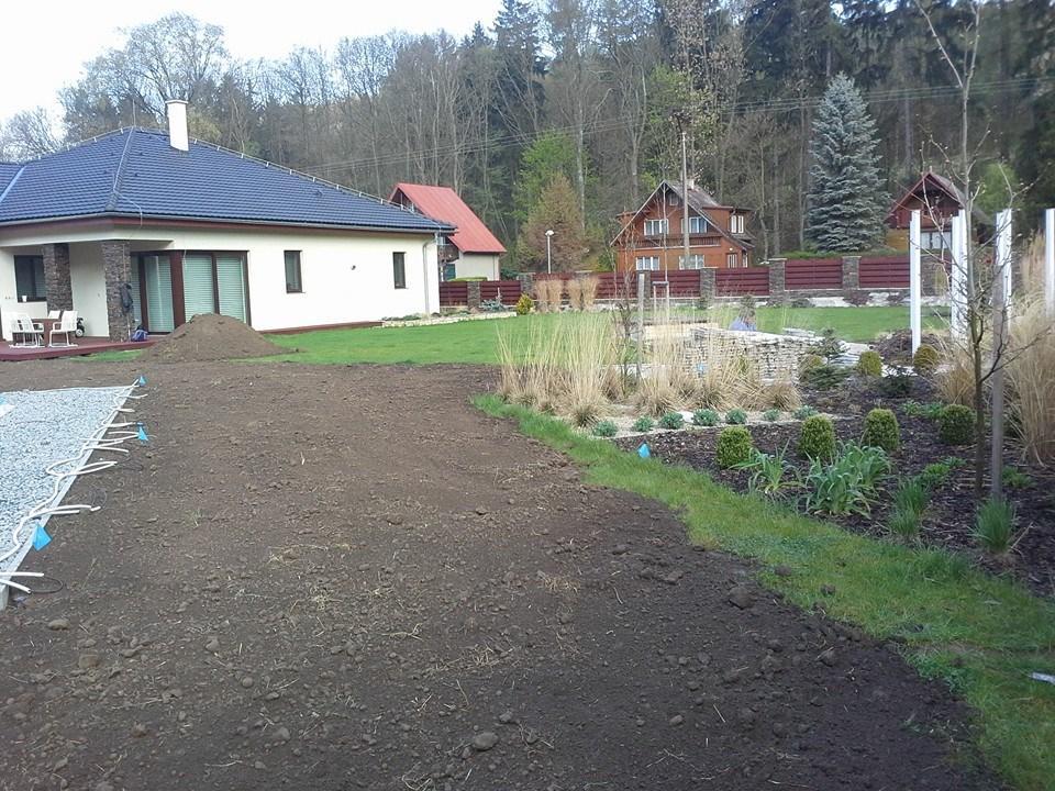 Zahrada - Obrázek č. 88