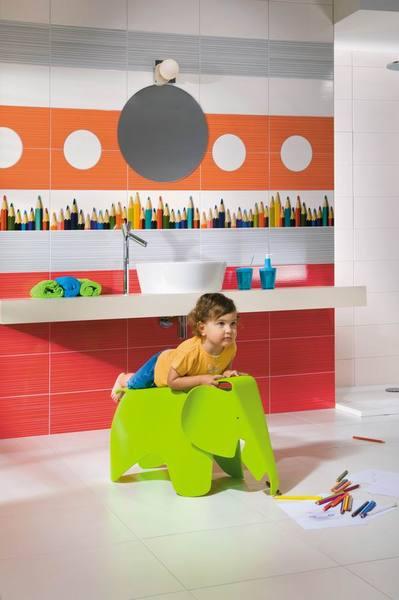 Detská koupelna - RAKO MIKADO