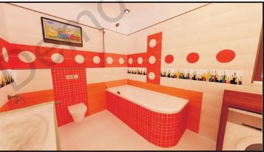 Detská koupelna - S televizkou :))))