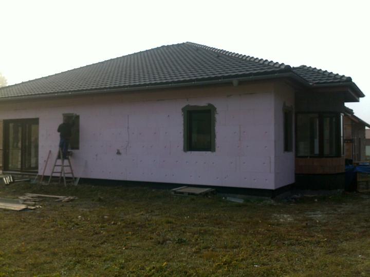 Exterier puvodniho domu+pristavba k domu :) - Obrázek č. 16