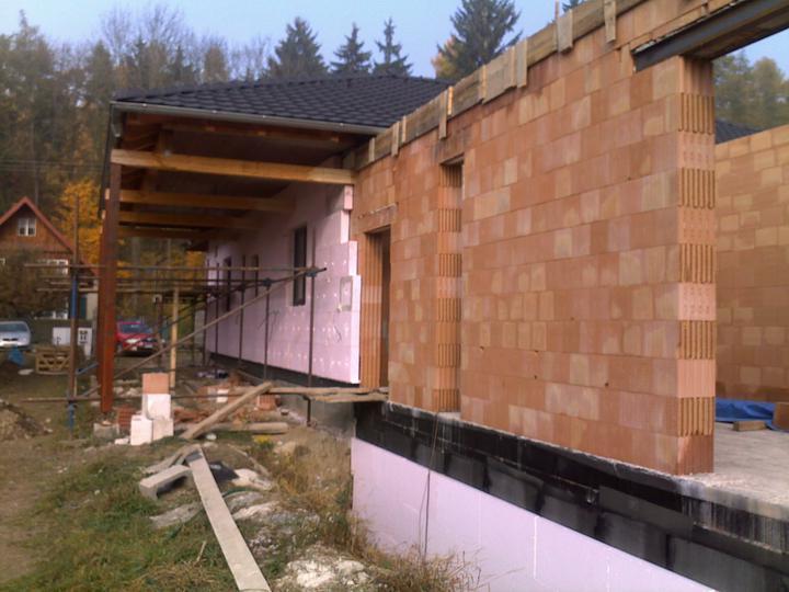 Exterier puvodniho domu+pristavba k domu :) - Obrázek č. 17