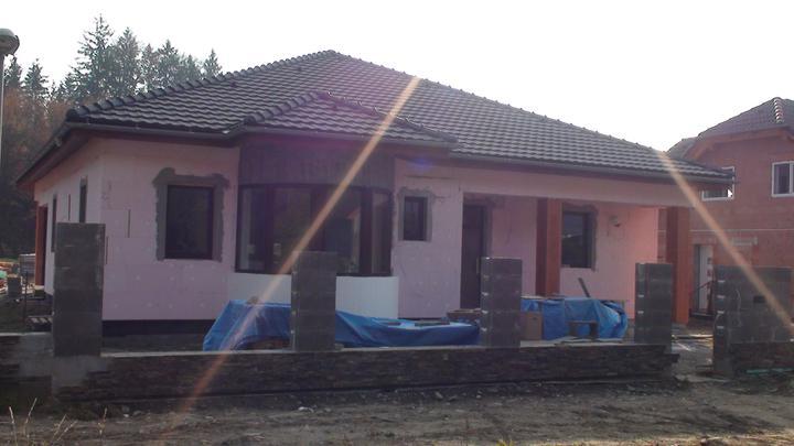 Exterier puvodniho domu+pristavba k domu :) - Obrázek č. 19