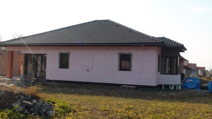 Exterier puvodniho domu+pristavba k domu :) - Obrázek č. 22