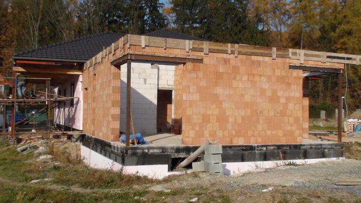 Exterier puvodniho domu+pristavba k domu :) - Obrázek č. 25