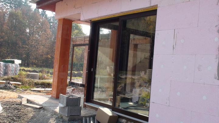 Exterier puvodniho domu+pristavba k domu :) - Obrázek č. 26