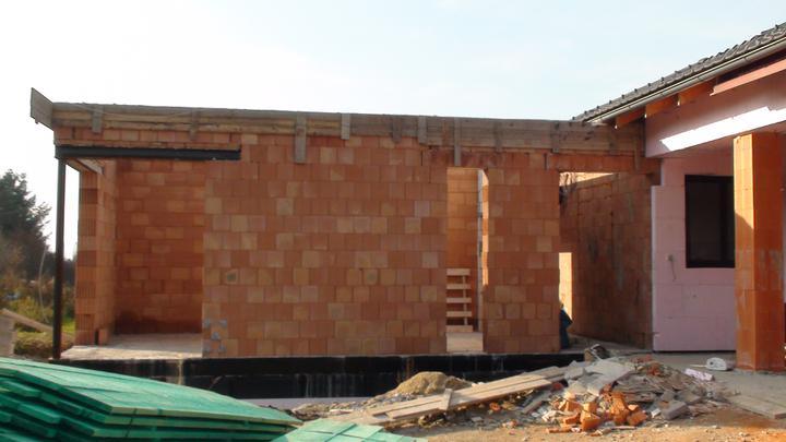 Exterier puvodniho domu+pristavba k domu :) - Obrázek č. 27