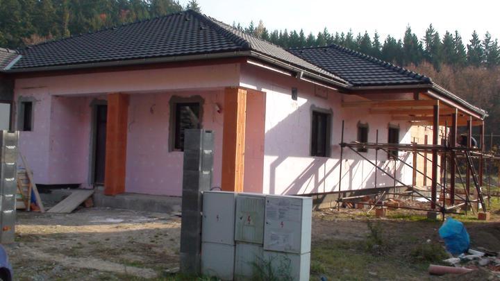 Exterier puvodniho domu+pristavba k domu :) - Obrázek č. 20
