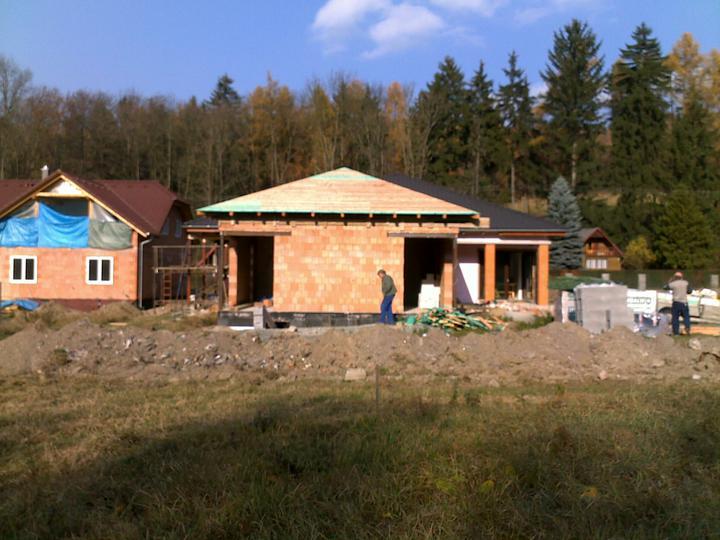 Exterier puvodniho domu+pristavba k domu :) - Obrázek č. 32