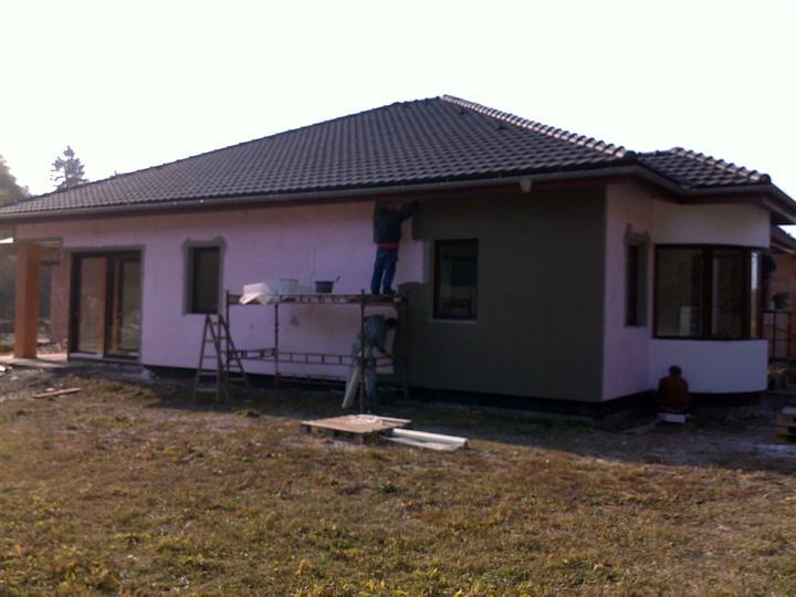 Exterier puvodniho domu+pristavba k domu :) - Obrázek č. 34