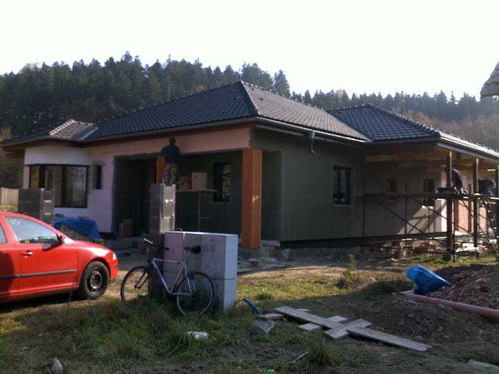 Exterier puvodniho domu+pristavba k domu :) - Obrázek č. 35