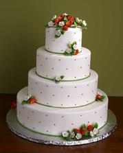 jahodová svatba