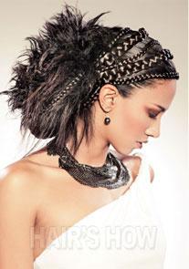 Vlasy - pekne,mozno na rozlucku so slobodou :P