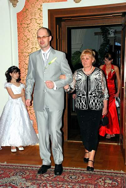 Zuzana Lysa{{_AND_}}Peter Kleberc - Peter a jeho mamina