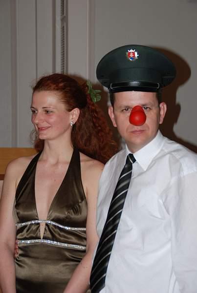 Zuzana Lysa{{_AND_}}Peter Kleberc - vsak sa tak nemrac....bola sranda, nie?