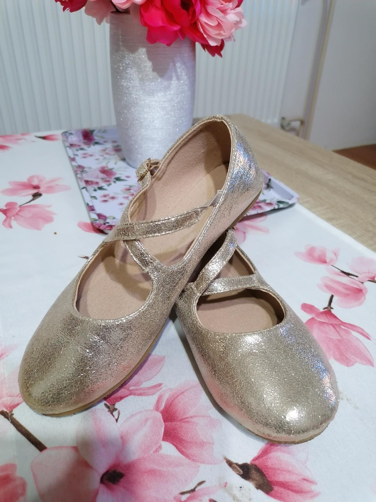 Zlaté balerinky - Obrázok č. 1