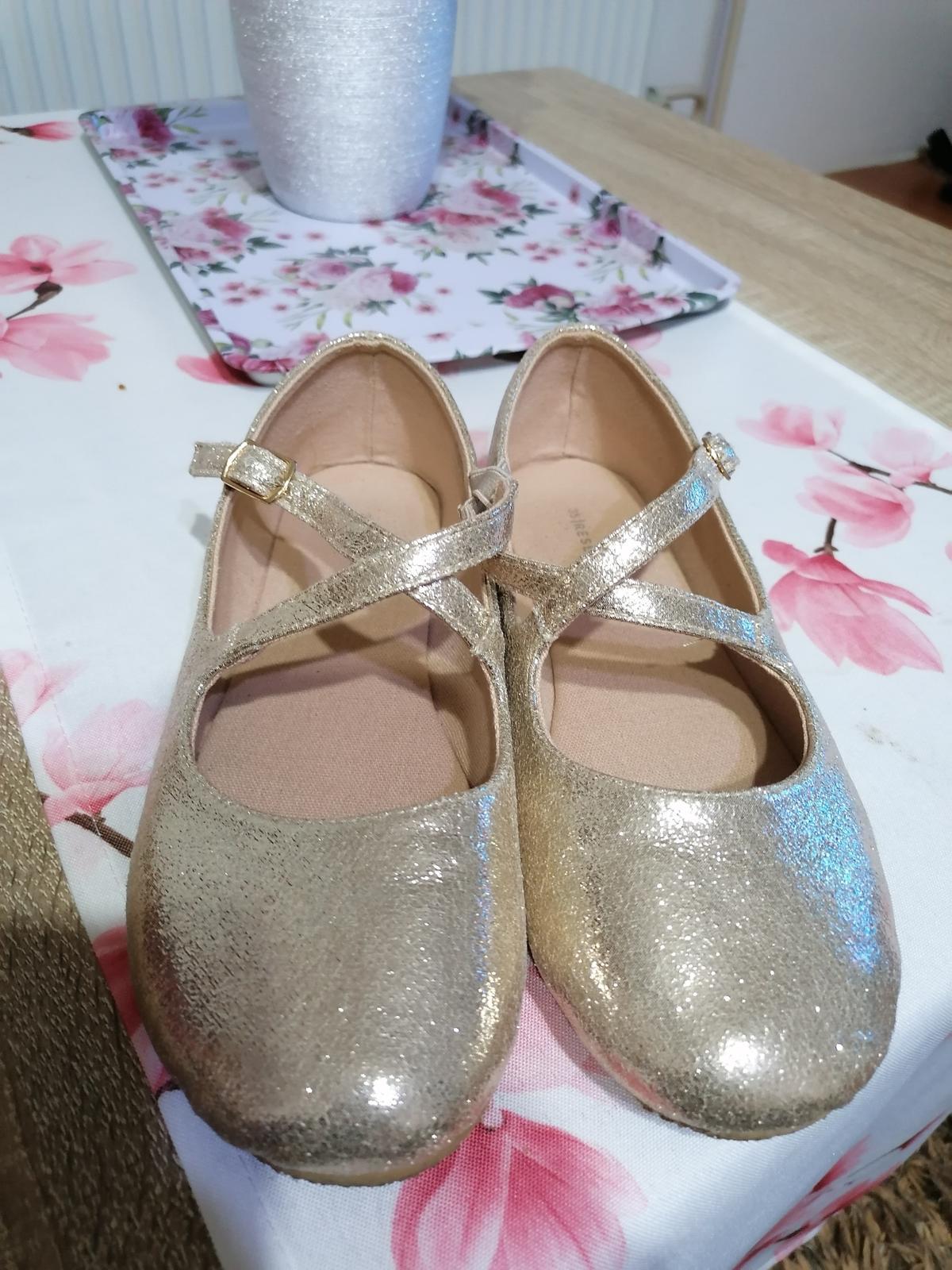 Zlaté balerinky - Obrázok č. 2