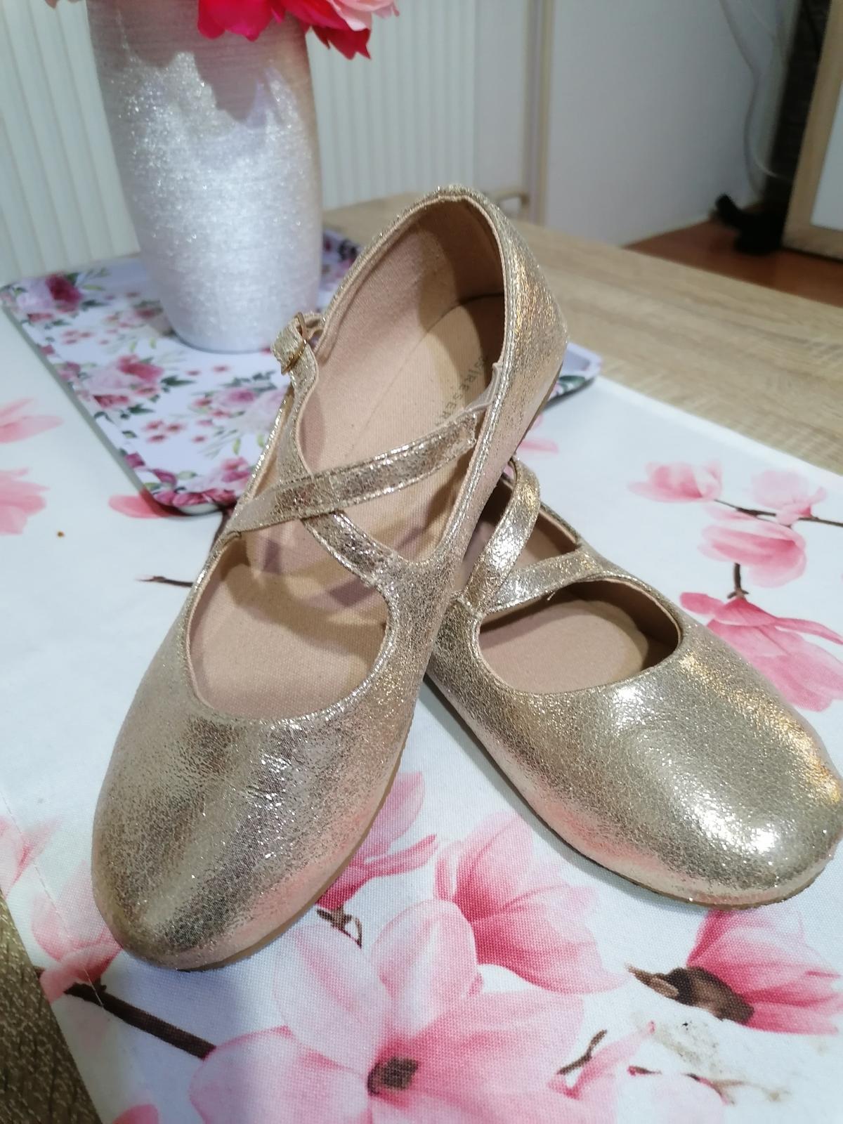 Zlaté balerinky - Obrázok č. 3