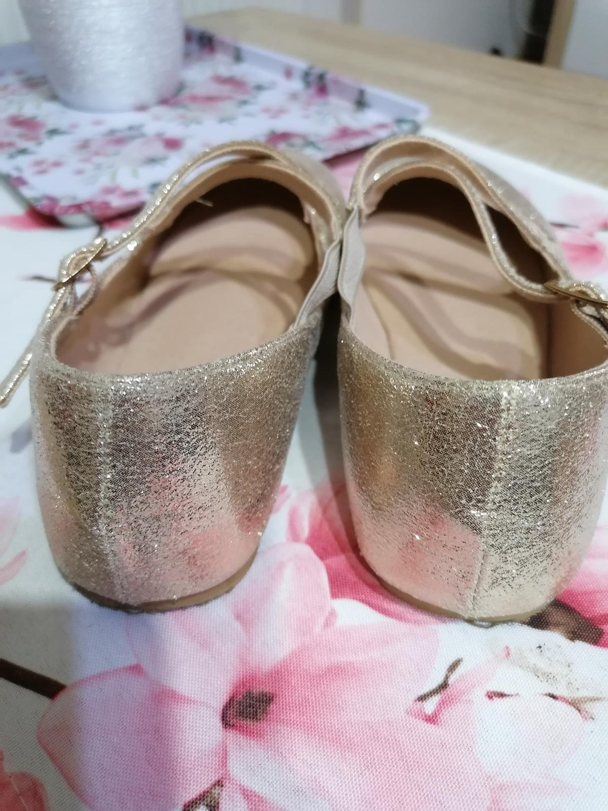 Zlaté balerinky - Obrázok č. 4