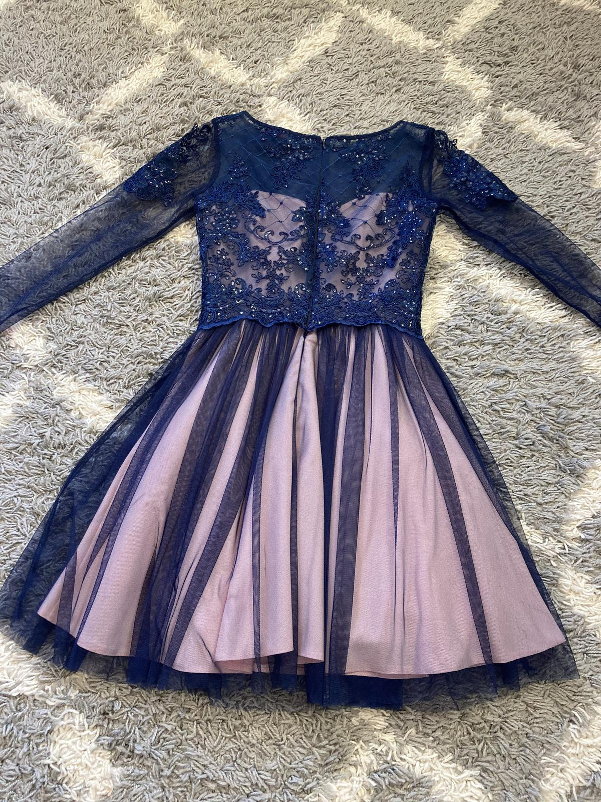 Elegantne šaty 36 - Obrázok č. 3