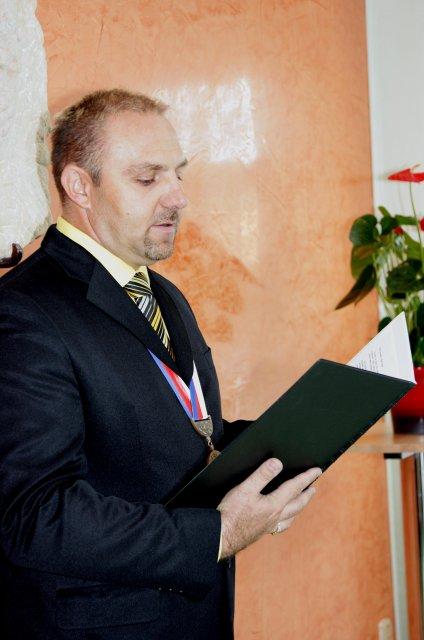 Ivana{{_AND_}}Milan Jandourkovi - pan starosta  Hajek