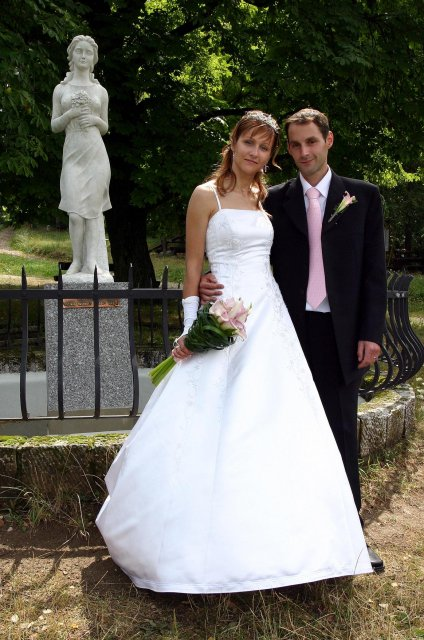 Ivana{{_AND_}}Milan Jandourkovi - na Pohadce Maje - to byla romantika...