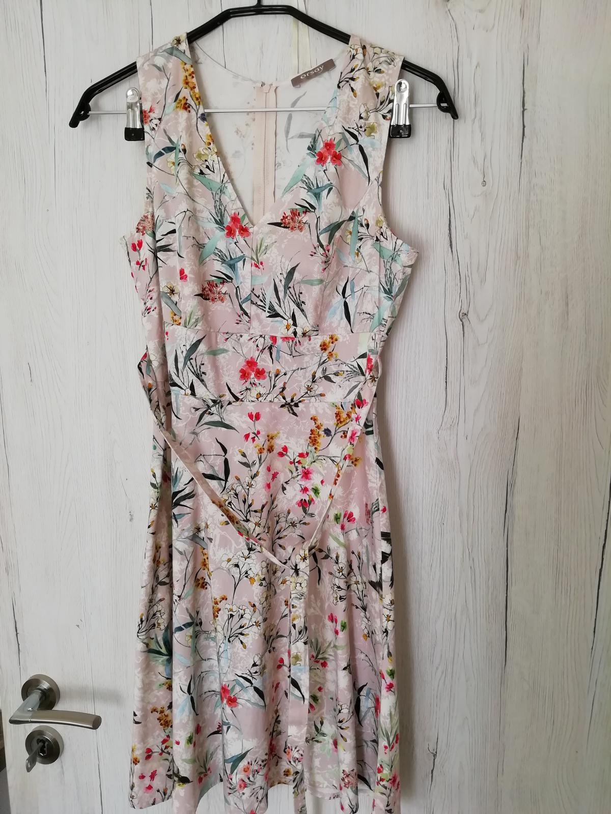 Orsay šaty XS/34 - Obrázok č. 1