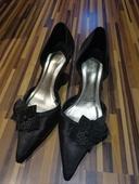 Saténové topánky , 41