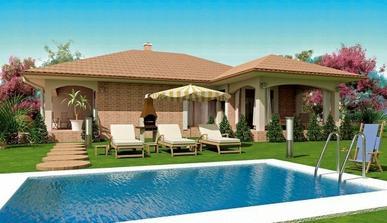 bazen zatial do nového domu nechcem - kvoli malým - na starom musím stále dávať na dvore pozor...