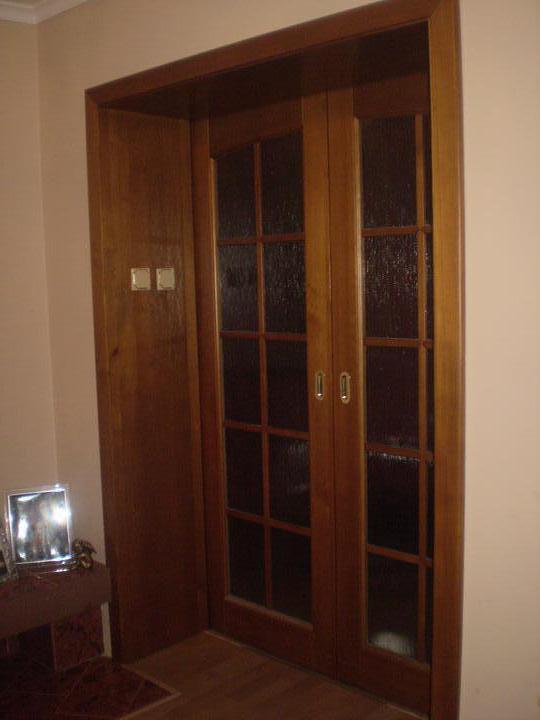 Náš starý domček - šupačky - šetria priestor...