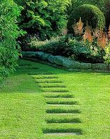 Plány pre našu budúcu záhradu - takto si predstavujem chodník