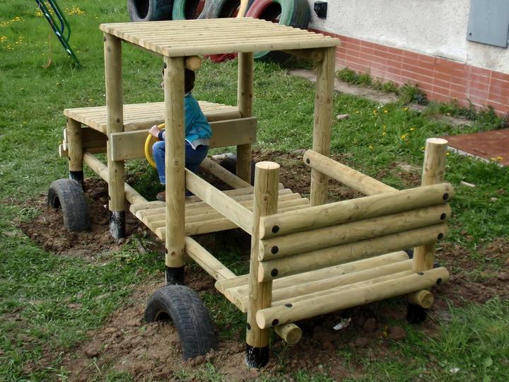 Plány pre našu budúcu záhradu - velmi originálne a krpcom by sa to určite páčilo...