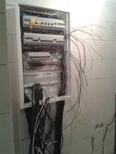 elektrická skrina