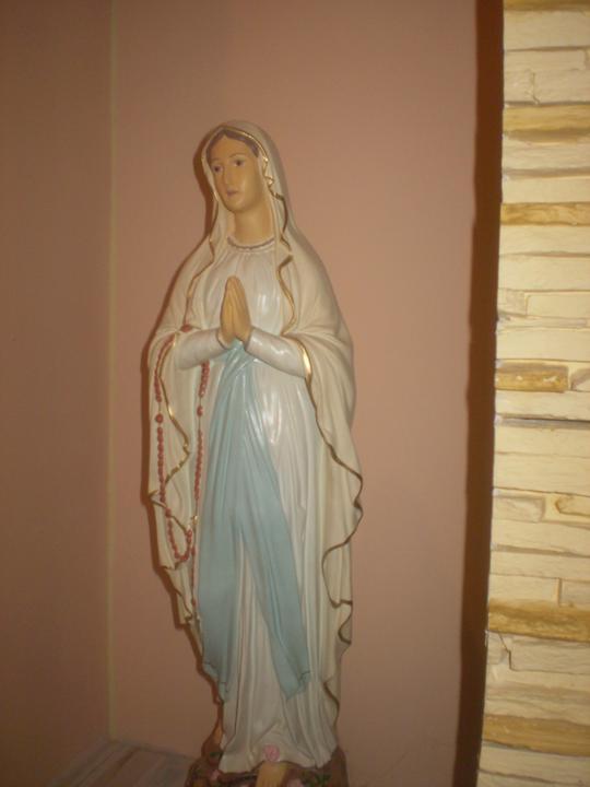Náš starý domček - Panna Mária ochrankyňa domu