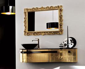 Kto by vedel takto upraviť nábytky? plátkové zlato - kto mi takéto dvierka urobí??