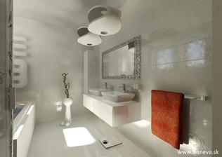 takto si predstavujem našu kúpelnu, len biele obkladačky búdu bez vzorov a zrkadlo bude orámované tou zlatou mozaikou a ešte vana bude obložená zlatou mozaikou,špárovka: http://www.sopro.de/products/tfp/tilingproducts...