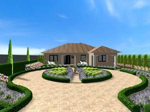 vizualizácie predzáhradky, celá záhrade je inom albume - vizualizácie našej záhrady, tu dám iba pár fotiek na lepšiu zorientáciu