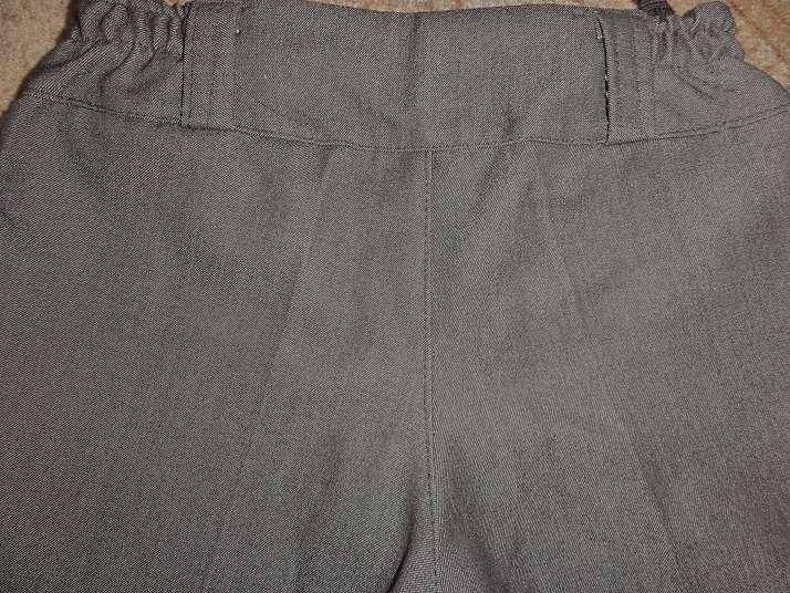 Elegantné nohavice (dĺžka 83 cm) - Obrázok č. 3