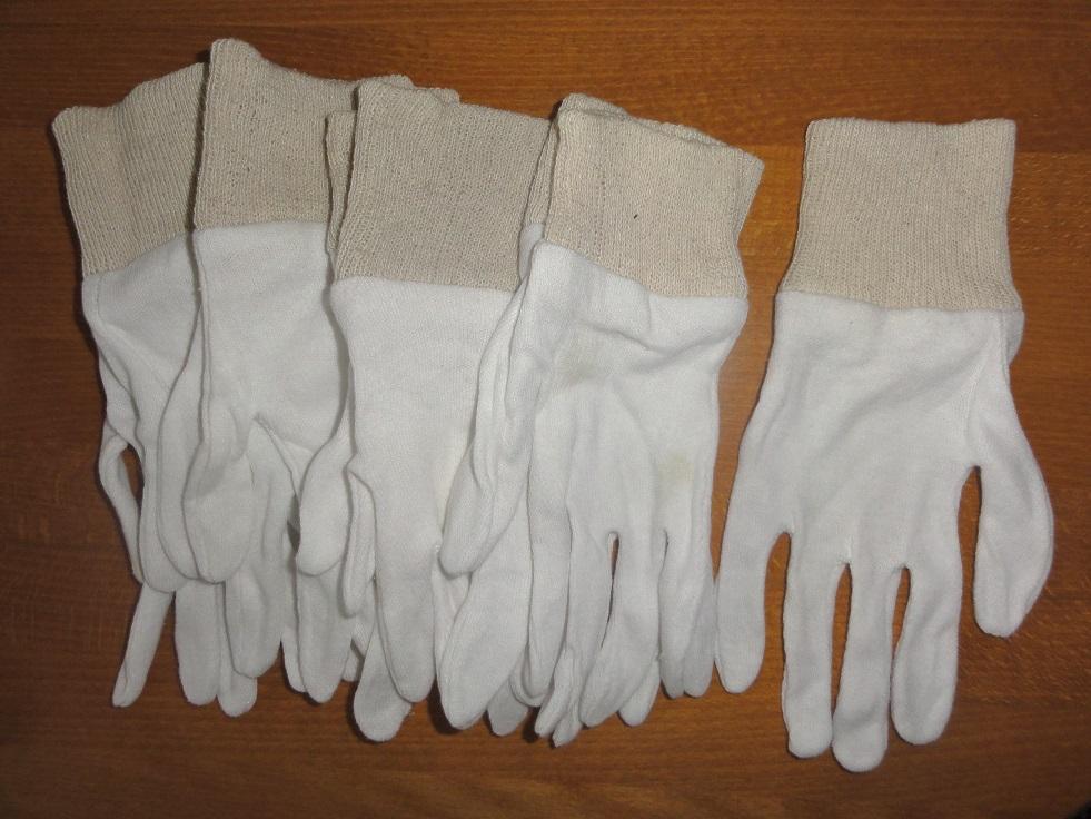 Pracovné rukavice - Obrázok č. 1