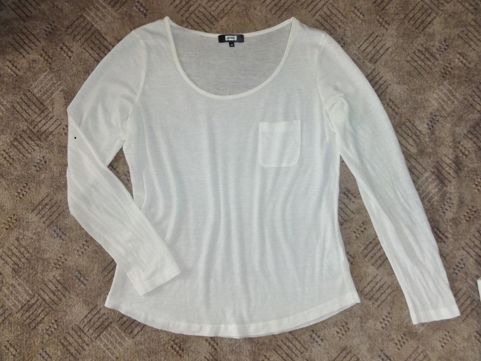 Tričko svetrik M/L - Obrázok č. 1
