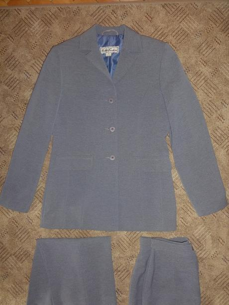 Kostym ( nohavicový / sukňový ) - Obrázok č. 1