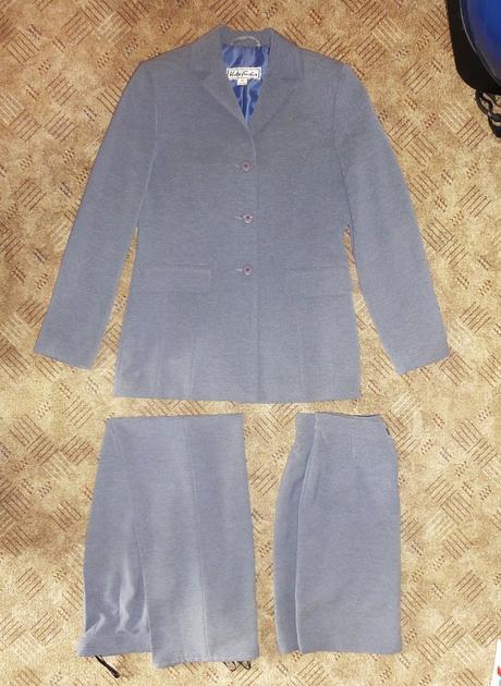 Kostym ( nohavicový / sukňový ) - Obrázok č. 2