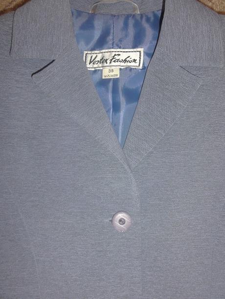 Kostym ( nohavicový / sukňový ) - Obrázok č. 3