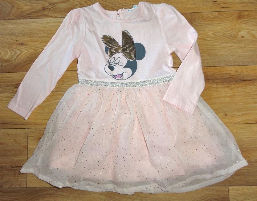 Šaty minnie 86 - Obrázok č. 1